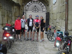 Pamplona – Viana (91Km)