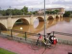 Puente de piedra -Logroño