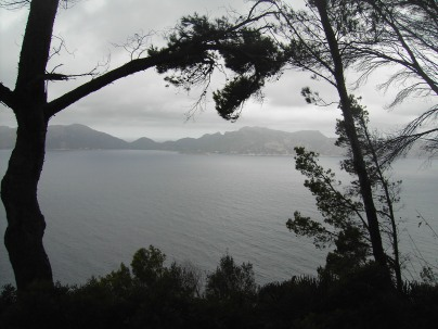vista: Formentor