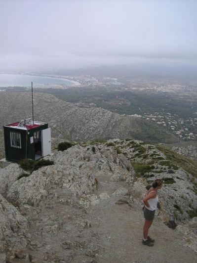 vista desde la Talaia