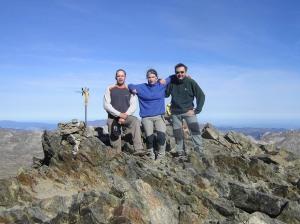 Coronación Puig Carlit  2921m alt.