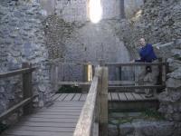 Cisterna del donjon (torreón)