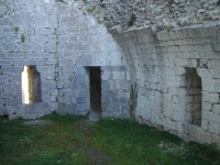 Sala baja del donjon (torreón)