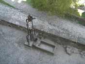 Bomba cisterna agua