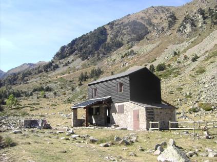 Refugio Du Ras de la Carança 1831m