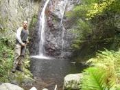 cascada en Fontpédrouse