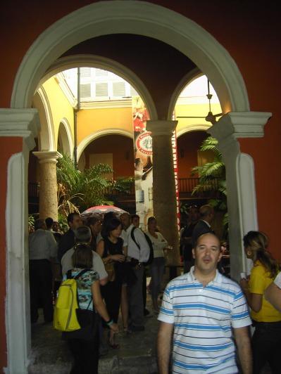 Visita al Museo del Ron Habana Club