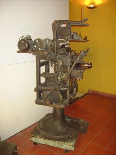 máquina embotelladora