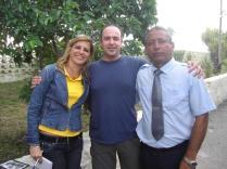 Lianne, Rafa y Victor