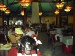 uno de los restaurantes del complejo Varadero