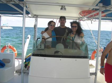 Violeta,Yo y Elena