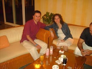 José Manuel y Marisa, Madrileños