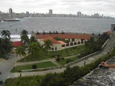El Malecón, vista desde la muralla