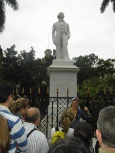 Carlos Manuel de Céspedes, 1er presidente de la República