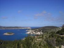 vista Sant Elm y Dragonera