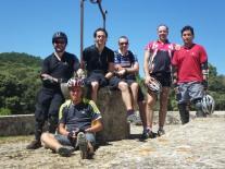 Ángel,Javi,Carlos,Xisco,Rafa y J.carlos