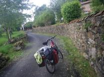 Ruta Norte. Camino de Santiago -Foto; Rafael Minguillón -BTTersMallorca