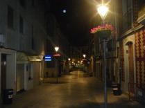noche en Luanco