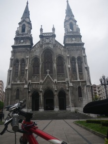 Iglesia Sto Tomás de Canterbury