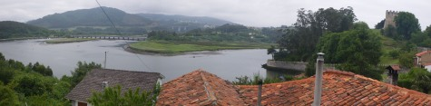 vista desde el Castillo