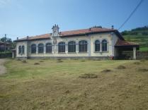 albergue Soto de Luiña