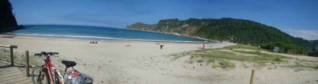 Playa de Soto de Luiña