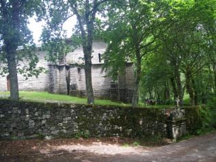 Capela e Fonte de San Alberte