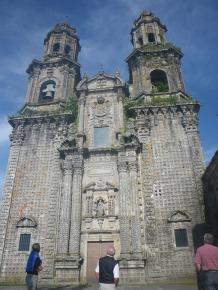 Monasterio de Santa María de Sobrado dos Monxes
