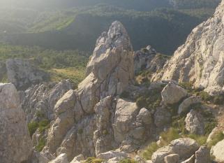 descenso del Puig