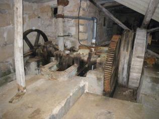 maquinaria de extracción