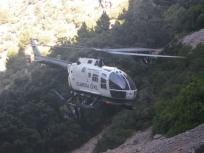 inspección del piloto del terreno