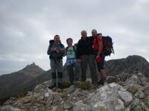 Pedro, MariCarmen, Alberto y Rafa