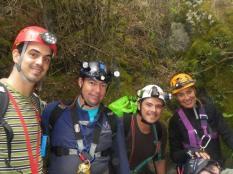 Josemi,Tomás,Adolfo y Carmen