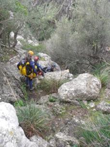 primeros descensos