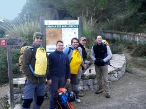 Josemi, Tomás, Jeremy, J.Vicente y Rafa