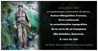 Vídeo presentación hallazgo lago subterráneo más profundo de Mallorca. -Rafael Minguillón -BTTersMallorca