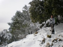 Jeremy al acecho del Pico