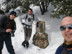 Adolfo,Jeremy y Rafael