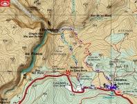 mapa torrente