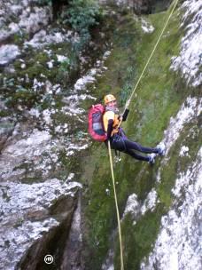 Carmen al descenso
