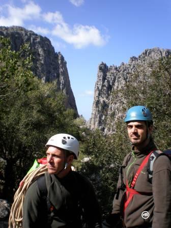 Rafa Arazola y Josemi Villegas