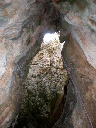 Vista desde el mismo enclave
