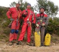 Vicente,Rafa y Tomás, los GAMEros