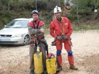 Tomás y Vicente, listos para la aventura final