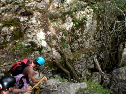 Primer descenso