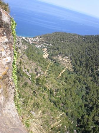 vista del pto. de Valldemossa