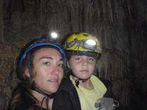 carusas de la Mami, Pilar y su niña,Lucía