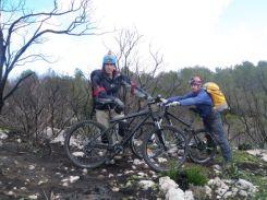 de ruta bici-Espeleo