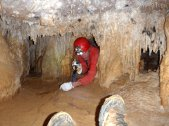 Cova de Cal Pesso. foto: Rafael Minguillón BTTersMallorca