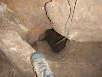 agujero de calzado